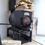 Ein Bruno Ofen