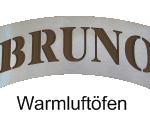 Bruno Warmluftöfen